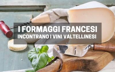 Cena evento: 21 Aprile 2016 – Degustazione Formaggi Francesi