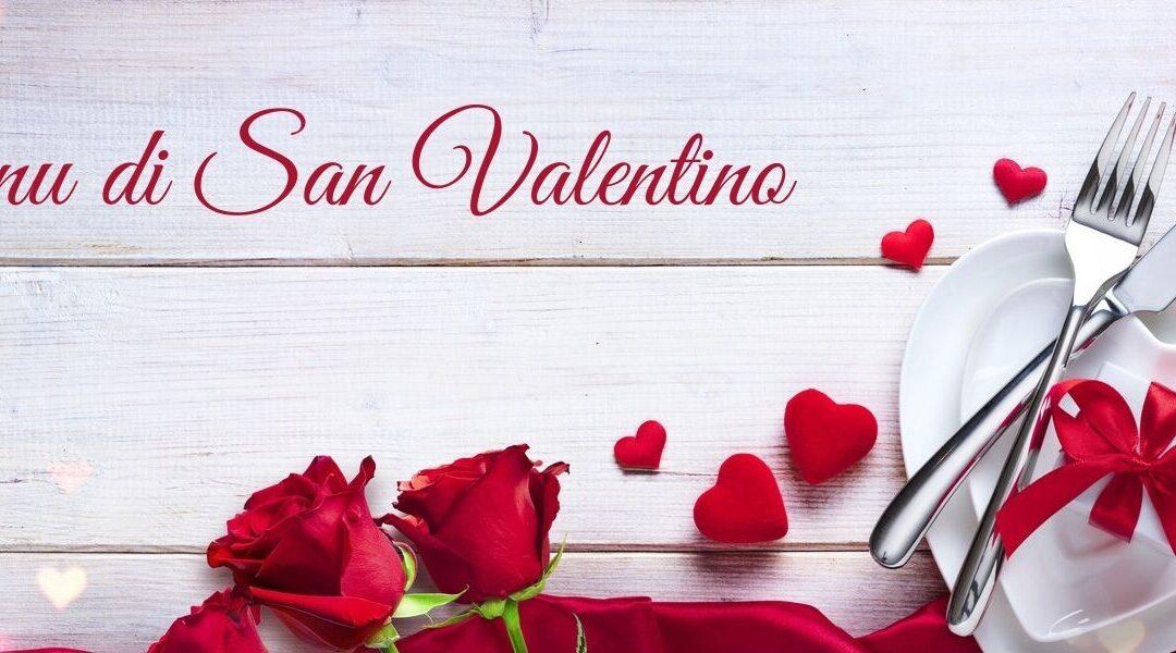 Menu San Valentino – Con consegna a domicilio Sondrio